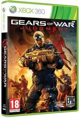 GEARS OF WAR JUDGEMENT XBOX 360 NEW £6.74 @ EBAY/SHOPPLAY