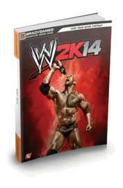 WWE 2k14 Signature Series Guide £2 ONLY @ Game