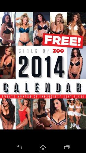 Free Zoo Digital Calendar @ google play newsstand.
