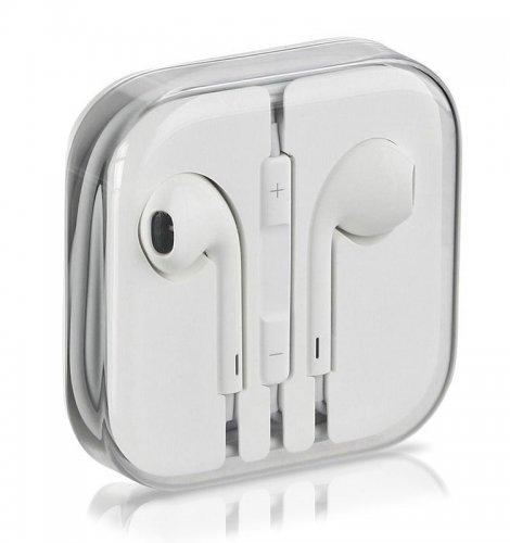 Official Apple earphones - reduced +50% - £11.99 @ blue-thirteen ebay