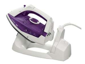 Silvercrest  Cordless Steam Iron £14.99 @ Lidl from 12th January.Has 3 Years Warranty.