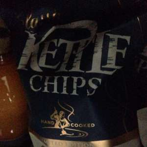 Kettle chips Stilton and port flavour 150g 25p @ Asda Instore
