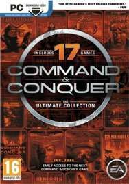 (Origin) Command & Conquer: The Ultimate Collection - £4.99 - GameKeysNow