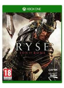 (Xbox One) Ryse: Son of Rome (Download) - £14.99 - SimplyCDKeys