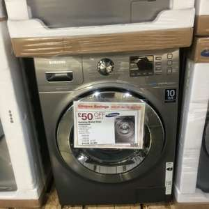 Samsung Ecobubble WD806U4SAGD 8kg + 5kg Washer Dryer - £479.98 - Costco
