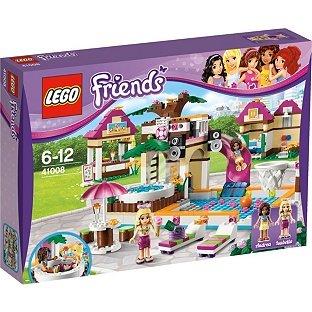 LEGO friends heartland lake city pool playset £24.99 @ ARGOS
