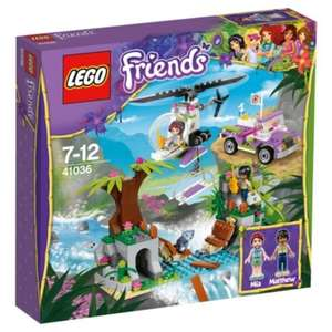 Lego Friends Mia Jungle Rescue - £6.50 - Sainsburys