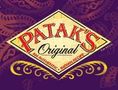 Pataks Rogan Josh - Balti - Madras (283g) £0.55 @ Home Bargains