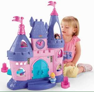 Fisher Price Little People Disney Princess Palace £12 reduced from £50 @ Tesco instote