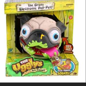 Ugglies electronic pet £7.50 Tesco instore