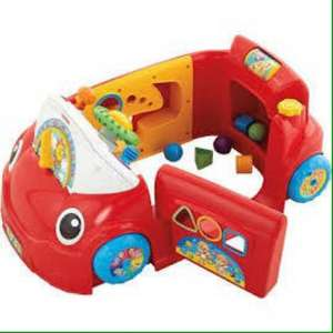 Fisher Price Smart Stages Crawl Around Car £20 @ Tesco instore