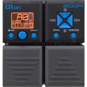 Zoom G1on Guitar Multi Effects and Looper pedal £39  Sold by Music Gear and Fulfilled by Amazon