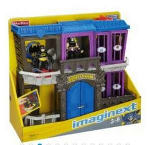 Fisher Price Imaginext Batman Gotham Jail @ £7.50 Tesco In-Store