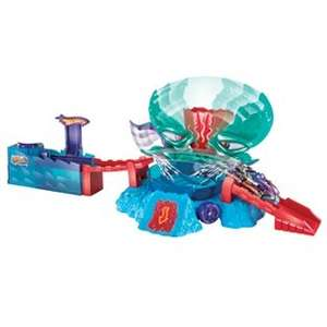 Hot Wheels Octoblast Playset - CLEARANCE - WAS £49.99 - NOW £16.99 @ Argos (£29.99 on Amazon)