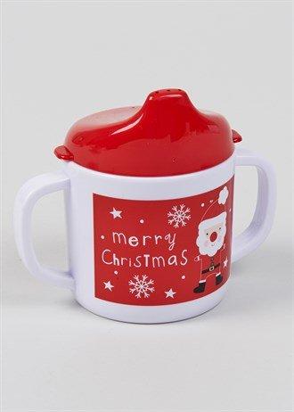 Christmas baby beaker £0.75 @ matalan