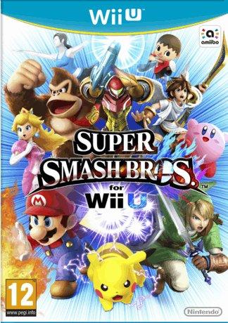Super Smash Bros for Nintendo Wii U £29.99 @ Game