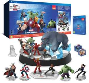 Disney Infinity 2.0 Collector's Edition Avengers Starter Pack PS4 £58 on Amazon