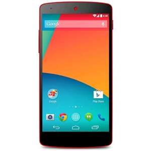 Nexus 5 32GB (red) £279.99 @ Expansys