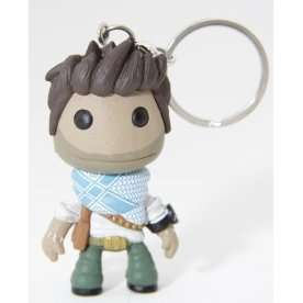 Little Big Planet Uncharted Drake Sackboy Keyring £1.49 @ eBay (SimplyGames)