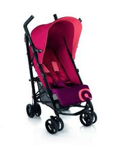 Concord Quix Stroller (Lava Red) £98.80 at Amazon