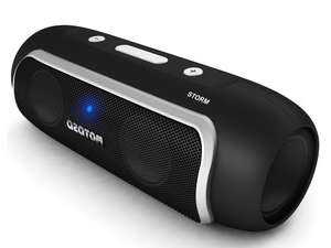 Azatom Storm Powerful Bluetooth 4.0 Speaker - Black (Save 63%!) @ Amazon