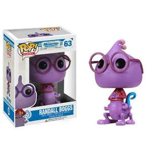 Funko pop vinyl - Monsters Uni Randall £5.95  (free delivery £10 spend/prime) @ Sold by Fugitive Toys LLC and Fulfilled by Amazon.