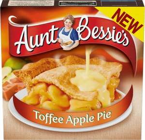 Aunt Bessie's Toffee Apple Pie (550g) was £1.50 now £1.00 @ Iceland