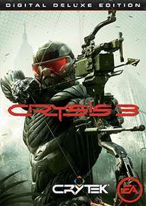 Crysis 3 Digital Deluxe Upgrade pack, includes Crysis 2 Maximum Edition & Crysis franchise soundtrack, £2.49 @ Origin.com