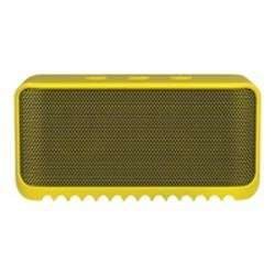 Jabra Soulmate Mini speaker in Yellow NFC Bluetooth Splash and dust resistant £21.99 at Dabs.com plus £3.99 delivery. On amazon is £55.65 with 4.5* reviews