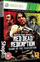 Red Dead Redemption: Game Of The Year Edition (X360) £7.85 delivered @ Shopto