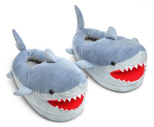 Primark children's Shark/Lion slippers £2
