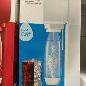 Sodastream play white £40 instore @ Asda