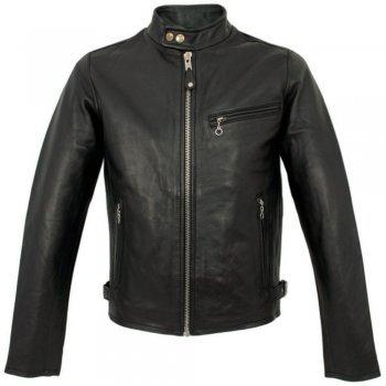 Schott NYC Men's LC 940D Leather Long Sleeve Jacket @ Amazon  £105.13