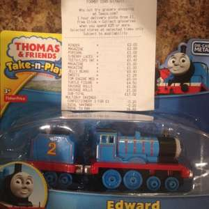 Thomas train mis price 4p @ Tesco