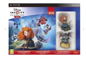 Disney Infinity 2.0 Toy Box (PS3) only £25.00 @ Tesco Direct