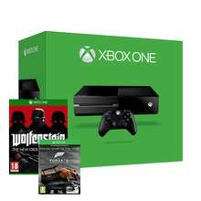 Xbox One Console + Wolfenstein + Forza 5 GOTY Full Game Download  Just £299.86 at Shopto