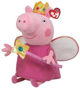 ELC TY Cuddly Peppa Pig Toy 15 Inches £7.50 RRP £24.99