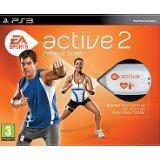 ea sports active 2 ps3 like new £2.54 @ amazon