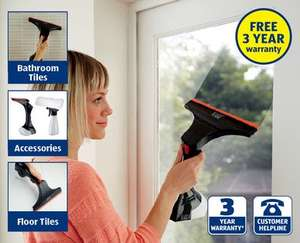Handheld Window Vac Cleaner £29.99 @ Aldi from Jan 15th