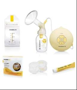 £111 preorder Medela Swing Breast Pump and accessories @ Mothercare