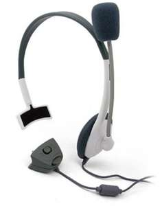 Xbox 360 headset £1.84 @ Amazon/Memorycapital.