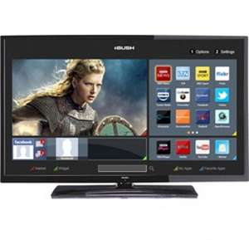 Bush 50 Inch Full HD Freeview HD 3D Smart LED TV at Argos £399.99 @ Argos