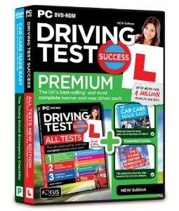 Driving Test Success All Tests Premium PC 2013 Edition - 50p @ Halfords.com