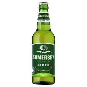 Carlsberg Somersby Cider £1 (500ml) at Asda