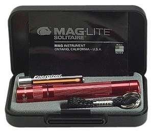 MAGLITE Solitaire (AAA) Red or Blue Torch for £3.99 at Argos & Amazon - Free R+C or Add on item