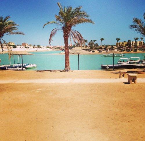 Cheap family flights Manchester - Hurghada, Egypt. - £166 @ Monarch