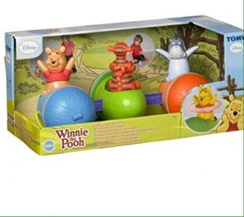 Winnie the Pooh acorn train - £1 instore @ Tesco