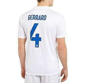 Mens Official England 2014 Gerrard Stadium Home Shirt £15 All Sizes JD Sports Free del to Store