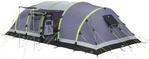 Go Outdoors Sale - Hi-Gear Airgo Nimbus 8 man package (inflatable, pole-free system) Tent, Footprint, Carpet & Porch £855 with Code JAN350