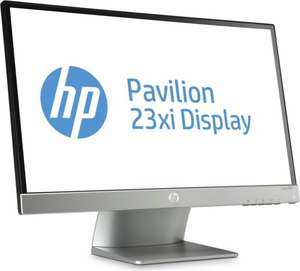"HP 23xi Full HD 23"" IPS LED £119.99 refurb @  CompAdvance"